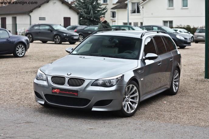 BMW M5 Station