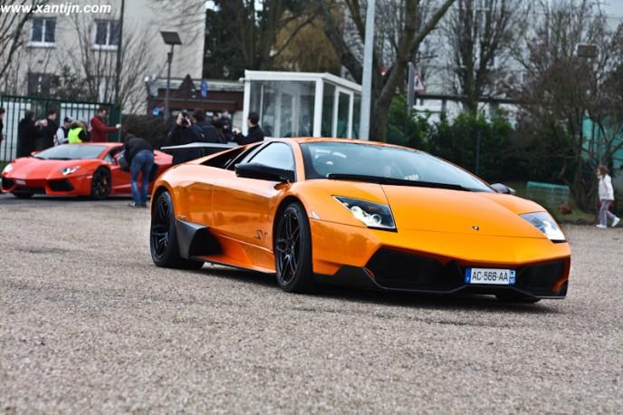 Lamborghini Mucielago SV